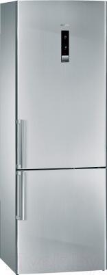 Холодильник с морозильником Siemens KG49NAZ22R