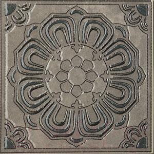 Декоративная  плитка для пола Kerama Marazzi Вставка Сен-Дени B1859\TU6001 (145x145)