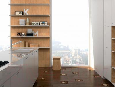Плитка Kerama Marazzi Фореста 10026 (502x201, коричневый)