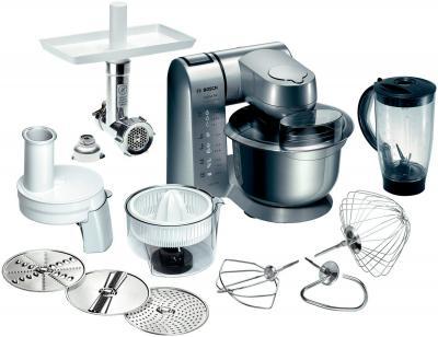 Кухонный комбайн Bosch MUM 84MP1 - общий вид