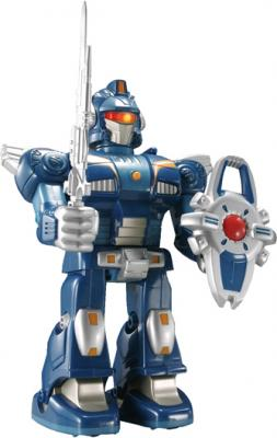 Робот-воин Hap-p-Kid 3568T Синий - общий вид