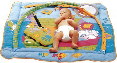 Развивающий коврик Tiny Love Зоосад 0128002 - со сложенными дугами