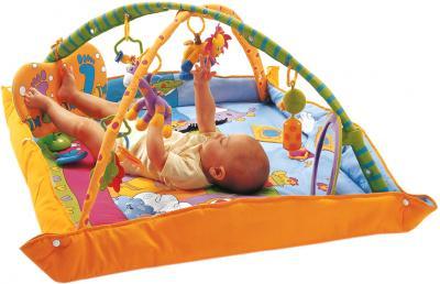 Развивающий коврик Tiny Love Зоосад 0128002 - с поднятыми бортиками