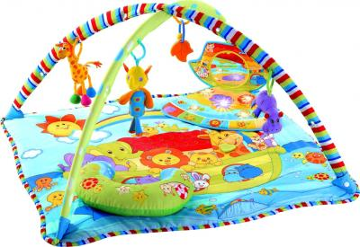 Игровой коврик Tiny Love Удивительные открытия 1201427572 - общий вид