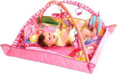 Игровой коврик Tiny Love Tiny Princess 1201607578 - с поднятыми бортиками