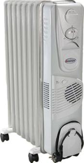 Масляный радиатор Термия Н0719B - общий вид