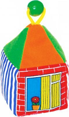 Игровой коврик Мякиши Лужайка (с собачкой) 192 - игрушка домик