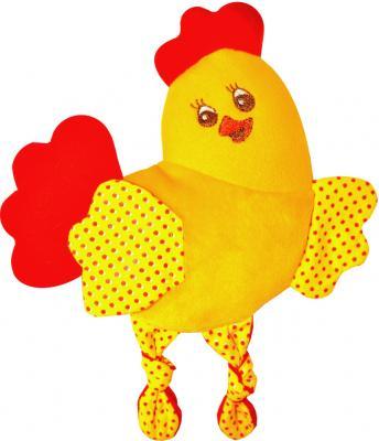 Игровой коврик Мякиши Лужайка (с цыпленком) 195 - игрушка-цыплёнок