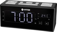 Радиочасы Vitek VT-3523 (черный) -