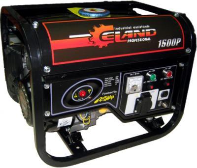 Бензиновый генератор Eland 1500P - общий вид
