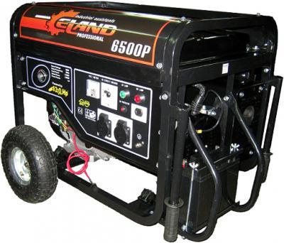 Бензиновый генератор Eland 6500P - общий вид