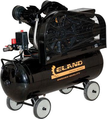 Воздушный компрессор Eland EL-AC70L-2CB - общий вид
