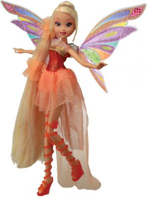 """Кукла Witty Toys Winx Club """"Сила Гармоникс"""" Стелла (Stella) - общий вид"""