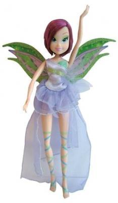 """Кукла Witty Toys Winx Club """"Сила Гармоникс"""" Техна (Tecna) - общий вид"""