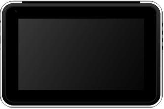 Планшет Armix PAD-900 3G - фронтальный вид