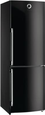 Холодильник с морозильником Gorenje RKV6800SYB - общий вид