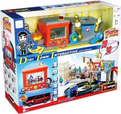 Игровой набор Bburago Стрит Файер Твой город / 18-30065 - упаковка