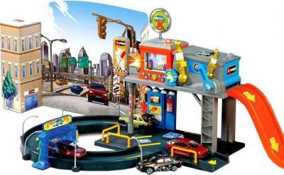 Игровой набор Bburago Стрит Файер Твой город / 18-30065 - общий вид