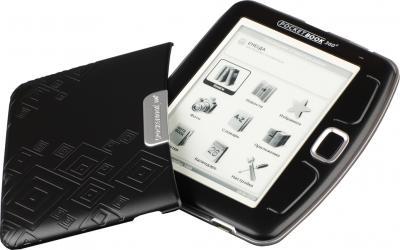 Электронная книга PocketBook 360 Plus (microSD 4Gb) - общий вид с защитной крышкой