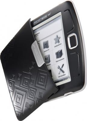 Электронная книга PocketBook 360 Plus (microSD 8Gb) - общий вид с защитной крышкой