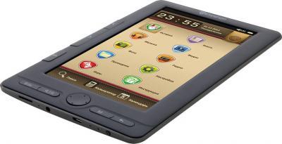 Электронная книга Prestigio PER3374B (microSD 8Gb) - лежит