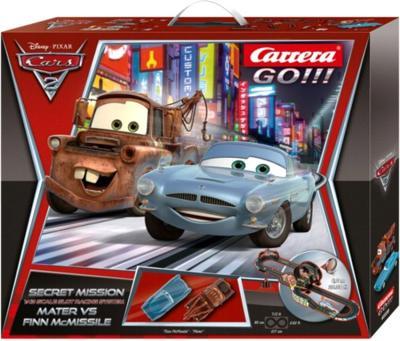 Гоночный трек Carrera Гонка Дисней Тачки 2 (20062239) - общий вид