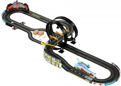 Гоночный трек Carrera Гонка Дисней Тачки 2 (20062239) - трасса