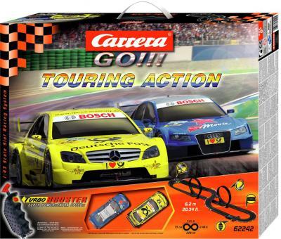 Гоночный трек Carrera Скоростной заезд (20062242) - общий вид
