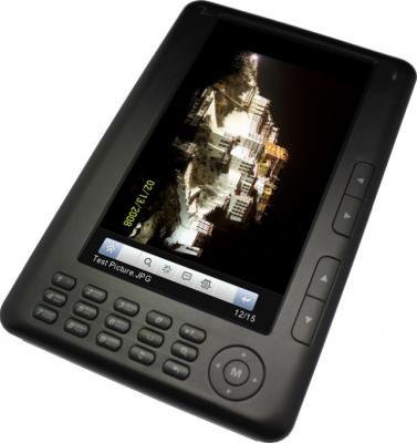 Электронная книга Starway Libra 700 (microSD 8Gb) - общий вид