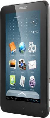 Электронная книга Wexler T7008 Black (microSD 4Gb) - общий вид