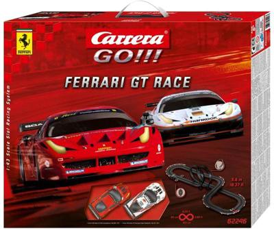 Гоночный трек Carrera Гонка Феррари GT (20062246) - общий вид