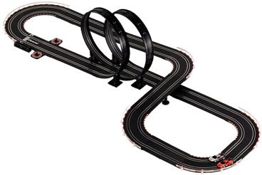 Гоночный трек Carrera Гонка Феррари GT (20062246) - трасса