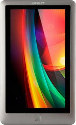 Электронная книга Wexler T7007 (microSD 4Gb) - общий вид