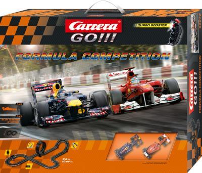 Гоночный трек Carrera Чемпионат Формулы (20062272) - общий вид
