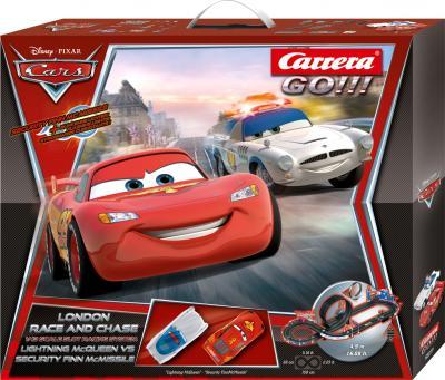 Гоночный трек Carrera Погоня Дисней Тачки 2 (20062277) - общий вид