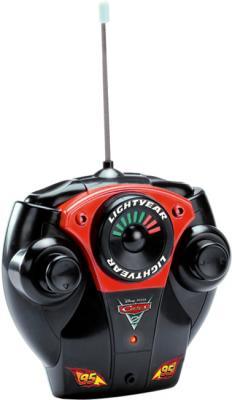 Радиоуправляемая игрушка Dickie Молния МакКуин (203089501) - пульт