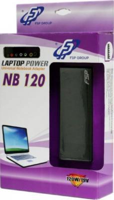 Мультизарядное устройство FSP NB 120 (p12708) - коробка