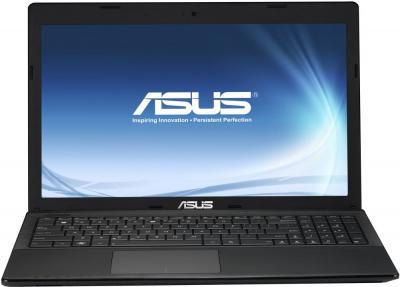 Ноутбук Asus X55A-SX044D - фронтальный вид