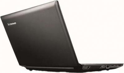 Ноутбук Lenovo IdeaPad B575e (59346977) - общий вид