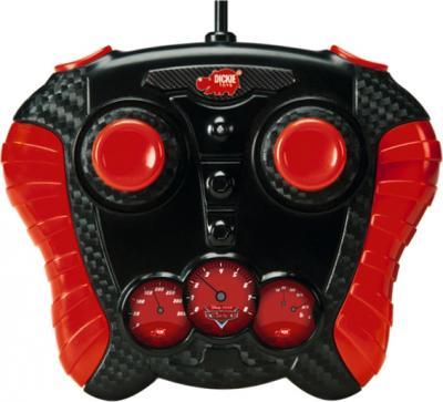 Радиоуправляемая игрушка Dickie Молния МакКуин с комплектом (203089540) - пульт
