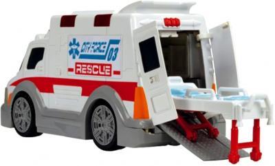 Функциональная игрушка Dickie Скорая помощь (203318338) - вид сзади