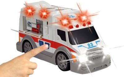 Функциональная игрушка Dickie Скорая помощь (203318338) - горящие огни