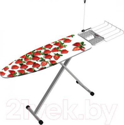 Гладильная доска Gimi Poker (клубника) - рисунок на чехле: клубника/цвет чехла уточняйте при заказе