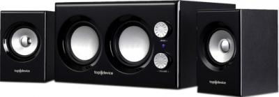 Мультимедиа акустика Top Device TDM-505 Black - общий вид