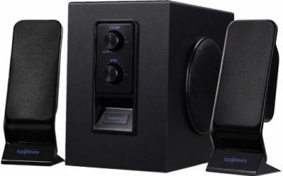 Мультимедиа акустика Top Device TDM-205 Black - общий вид