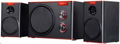 Мультимедиа акустика Top Device TDM-350 Black - общий вид
