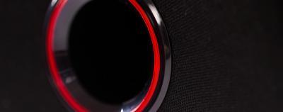 Мультимедиа акустика Top Device TDM-305 Black - динамик