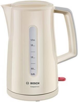 Электрочайник Bosch TWK 3A017 - вид сбоку