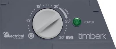 Конвектор Timberk TEC.E1 E 1500 - панель управления