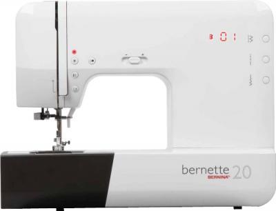 Швейная машина Bernina Bernette 20 - фронтальный вид